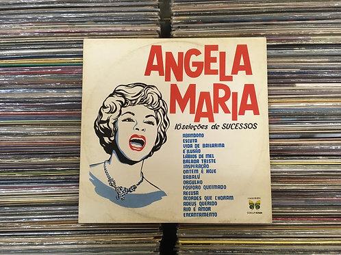 LP Ângela Maria - 16 Seleções De Sucessos