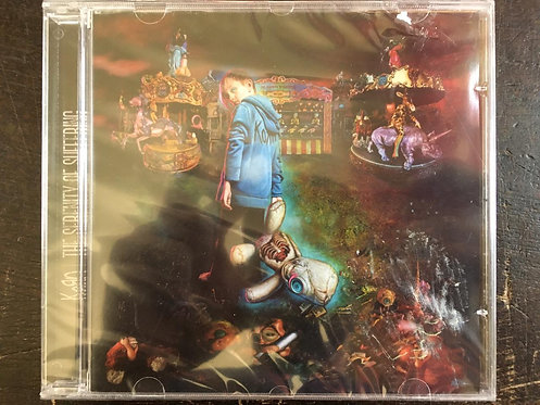 CD Korn - The Serenity Of Suffering - Lacrado