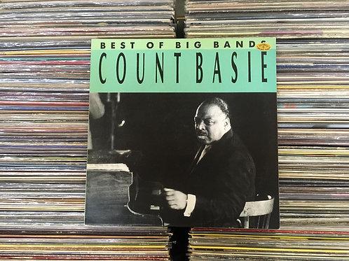 LP Count Basie - Best Of Big Bands
