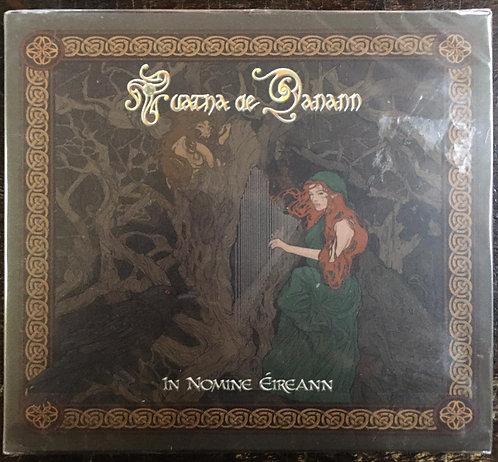 CD Tuatha De Danann - In Nomine Éireann - Lacrado