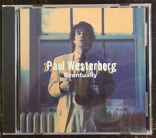 CD Paul Westerberg - Eventually - Importado
