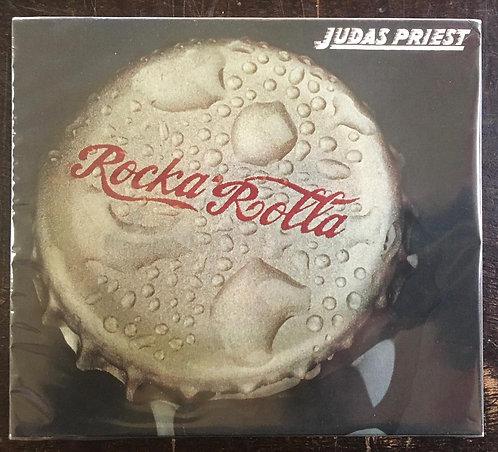 CD Judas Priest - Rocka Rolla - Slipcase - +Bônus - Lacrado