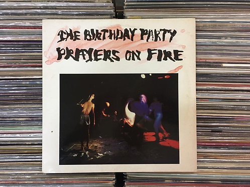 LP The Birthday Party - Prayers On Fire - Importado