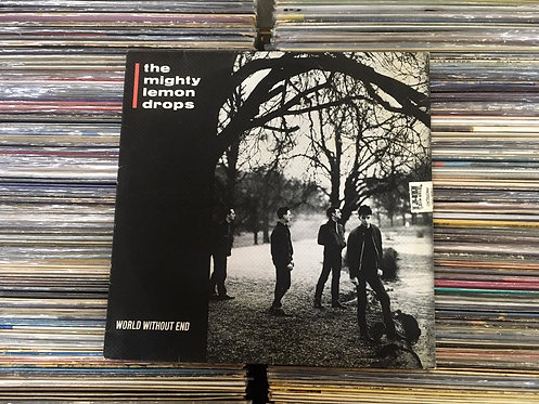 LP The Mighty Lemon Drops - World Without End