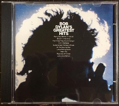 CD Bob Dylan - Bob Dylan's Greatest Hits (Usado)