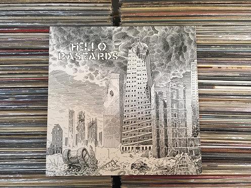 LP Hello Bastards - Hello Bastards - Importado - Com Livreto