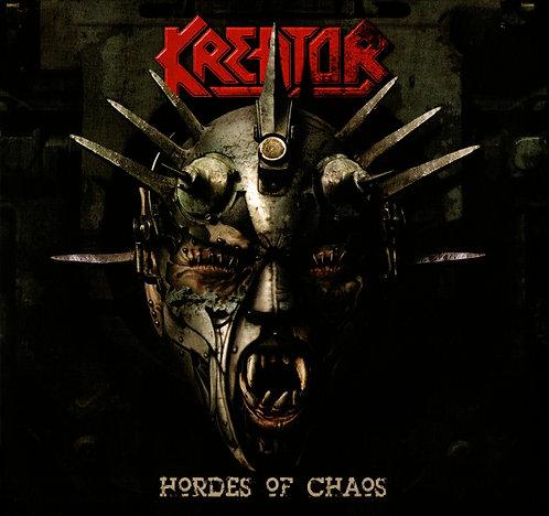 CD Kreator - Hordes Of Chaos - Importado - Lacrado