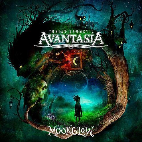 CD Tobias Sammet's Avantasia - Moonglow - +bônus - Lacrado
