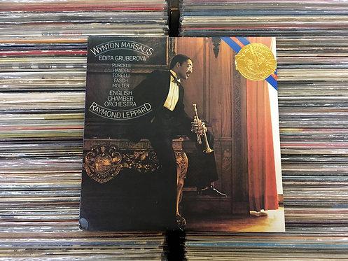 LP Wynton Marsalis - Edita Gruberova/ Raymond Leppard