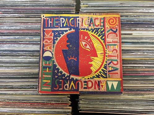 LP The Pacific Age - Orchestral Manoeuvres In The Dark - Com Encarte