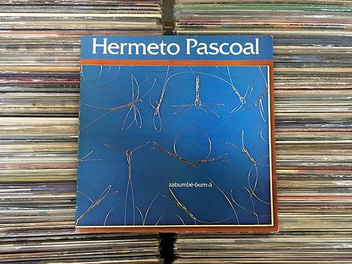 LP Hermeto Pascoal - Zabumbê-Bum-Á - 1979 - Capa Dupla