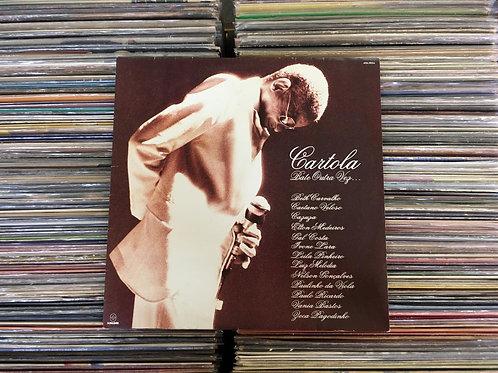 LP Cartola - Bate Outra Vez... - Vários Artistas - Com Encarte