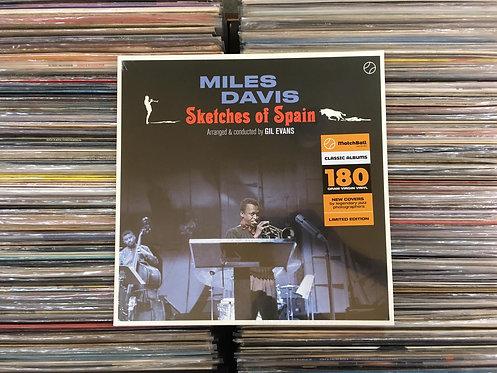 LP Miles Davis - Sketches Of Spain - Importado - 180g