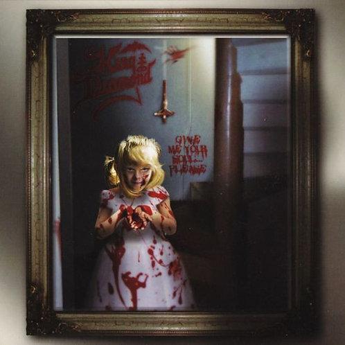 CD King Diamond - Give Me Your Soul... Please - Slipcase - Lacrado