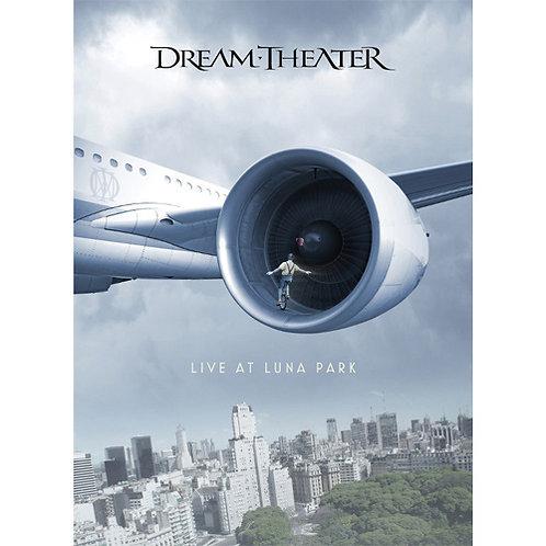 DVD Dream Theater - Live At Luna Park - Duplo - Lacrado