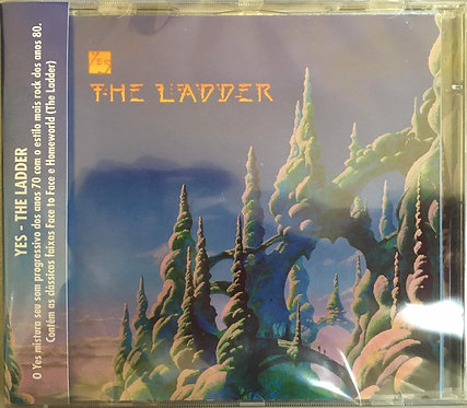 CD Yes - The Ladder - Lacrado