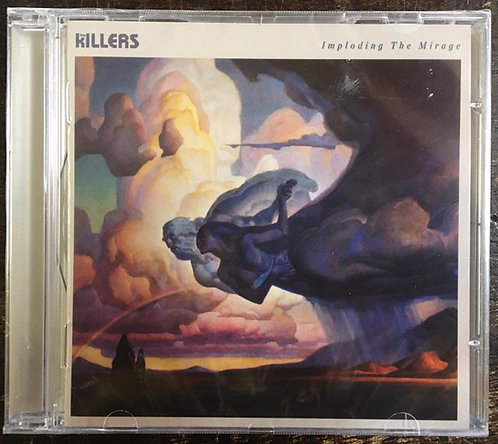 CD The Killers - Imploding The Mirage - Lacrado