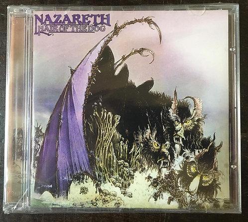 CD Nazareth - Hair Of The Dog - Importado - Lacrado