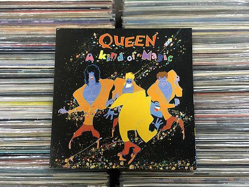 LP Queen - A Kind Of Magic - Capa Dupla - C/ Encarte