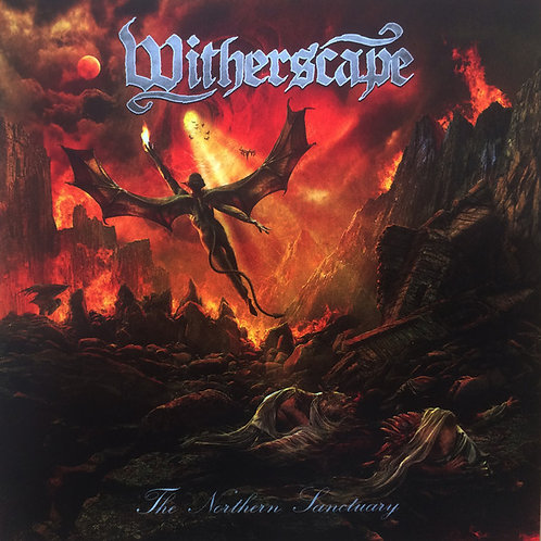 CD Witherscape - The Northern Sanctuary - Importado - Lacrado
