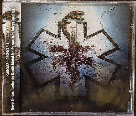CD Carcass - Despicable EP - Lacrado