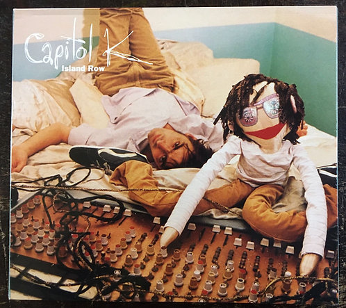 CD Capitol K - Island Row - Digipack