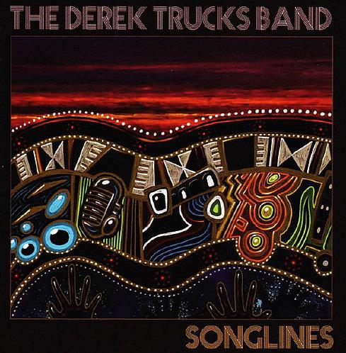 CD The Derek Trucks Band - Songlines - Importado - Lacrado