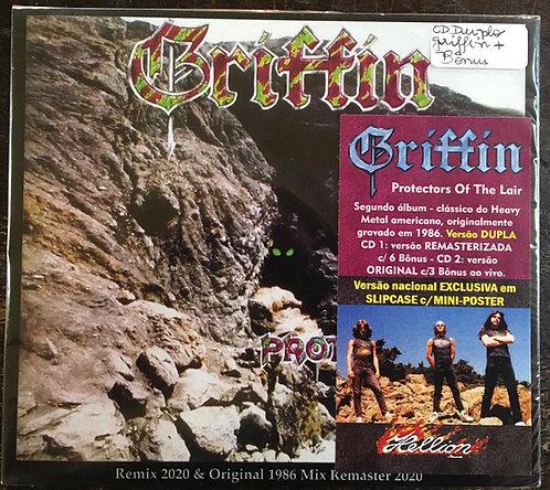 CD Griffin - Protectors Of The Lair - Duplo - Slipcase - Lacrado