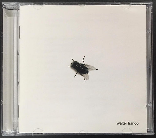 CD Walter Franco - Ou Não