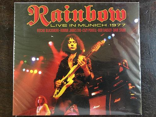CD Rainbow - Live In Munich 1977 - Duplo - Digipack - Lacrado