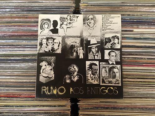 LP Grupo Rumo - Rumo Aos Antigos - Com Encarte