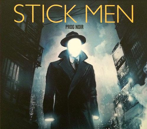 Cd Stick Men - Prog Noir - Importado - Digipack