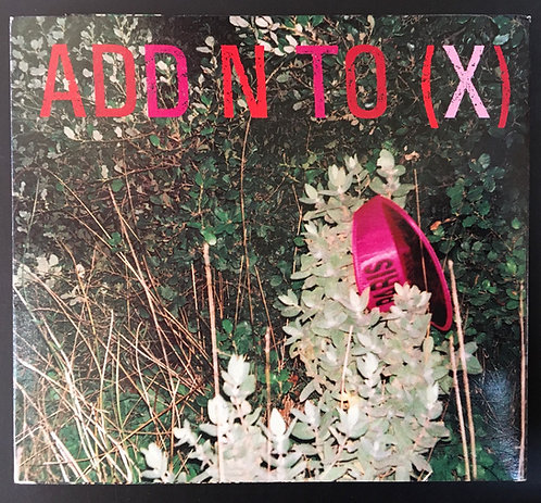 CD Add N To (X) - Add Insult To Injury - Digipack