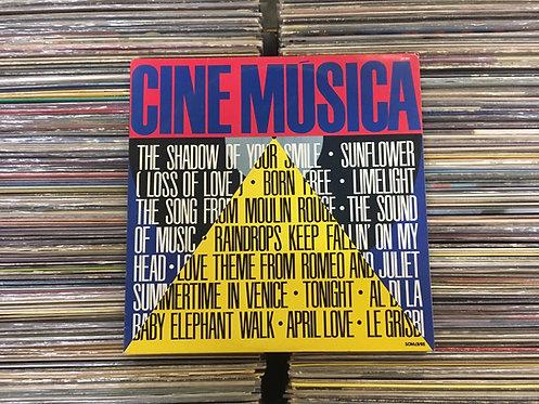 LP Cine Música - Trilhas Sonoras/Soundtrack