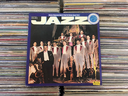 LP Jazz Big Bands 1930s