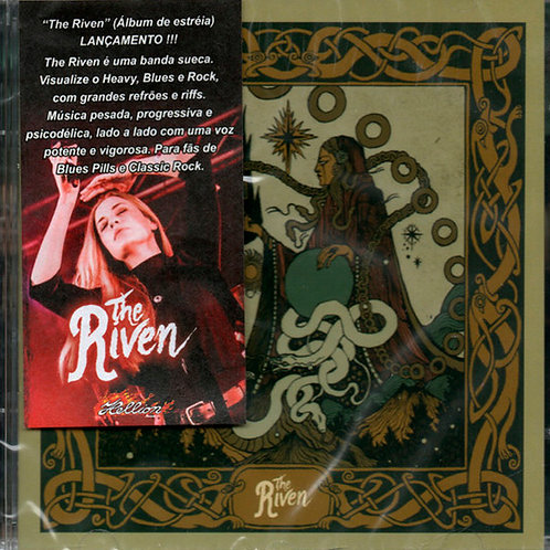 CD The Riven - The Riven 2019 - Lacrado