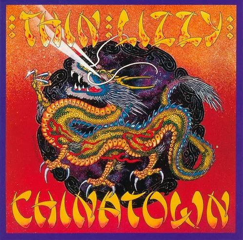 CD Thin Lizzy - Chinatown - Importado - Lacrado