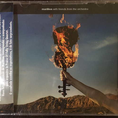 CD Marillion - With Friends From The Orchestra - Lacrado