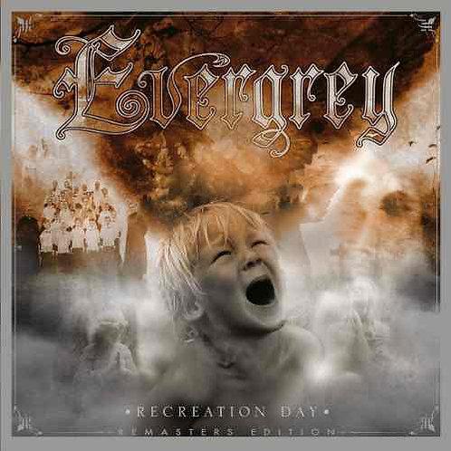 CD Evergrey - Recreation Day - Digipack - + Bônus - Lacrado