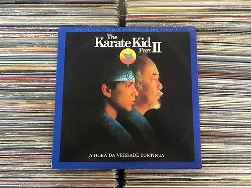 LP The Karate Kid Part II (Original Motion Picture Soundtrack)