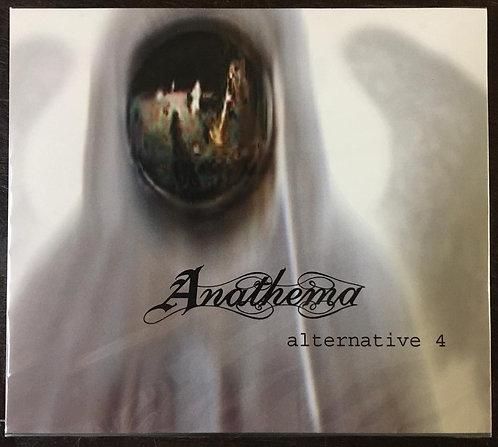 CD Anathema - Alternative 4 - Slipcase - Lacrado