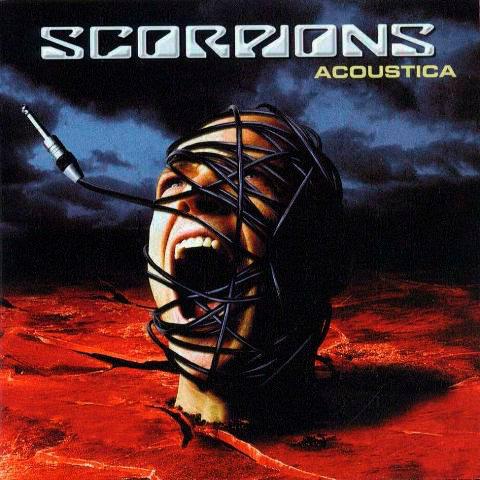 CD Scorpions - Acoustica - Lacrado