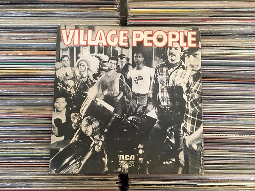 LP Village People - 1977