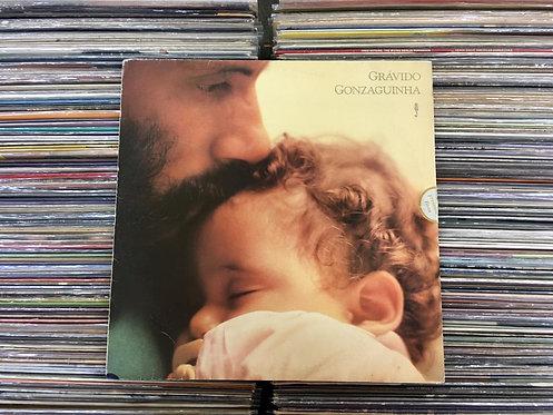 LP Luiz Gonzaga Jr. - Grávido - Com Encarte
