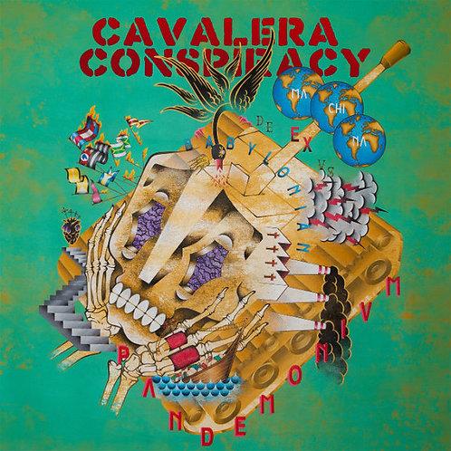 CD Cavalera Conspiracy - Pandemonium - + Bônus - Lacrado