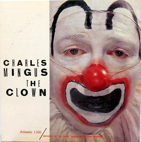 CD Charles Mingus - The Clown - Digipack - Lacrado