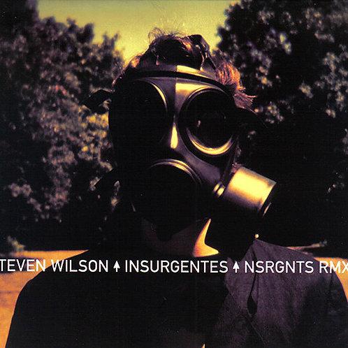 CD Steven Wilson - Insurgentes - Importado - Lacrado