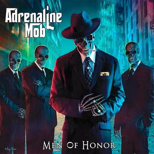 CD Adrenaline Mob - Men Of Honor - Lacrado