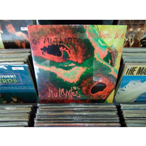 LP Os Mutantes - Fool Metal Jack - Novo E Lacrado
