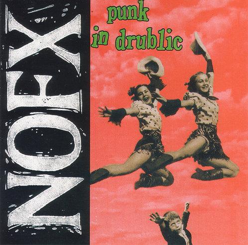 CD NOFX - Punk In Drublic - Lacrado
